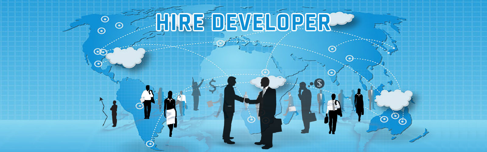 Hire Developer Banner