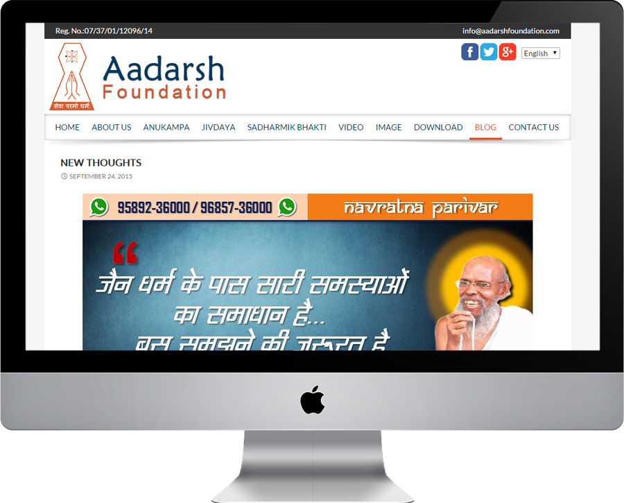 Aadarsh Foundations Blog