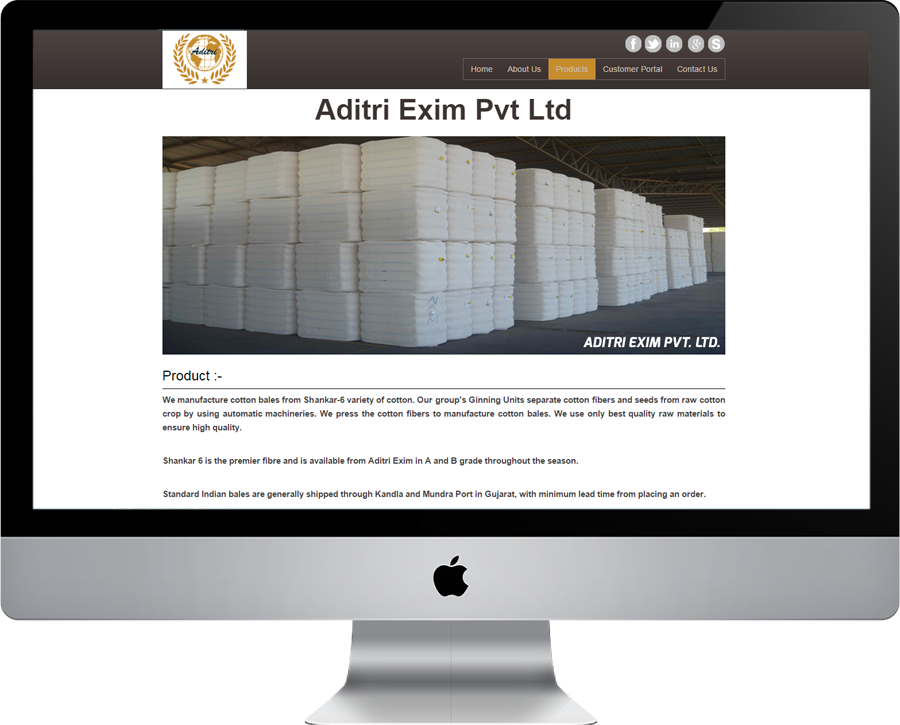 Aditri Exim Products