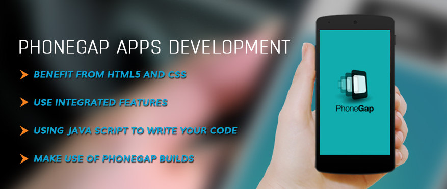 Phonegap Development Submenu Banner