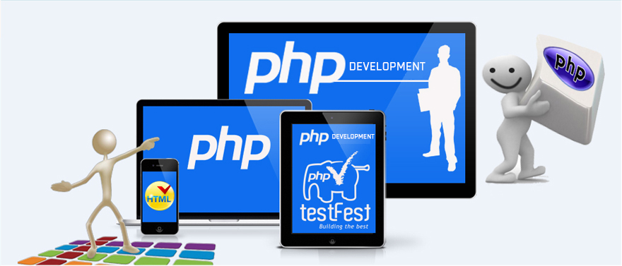 Php Development Submenu Banner