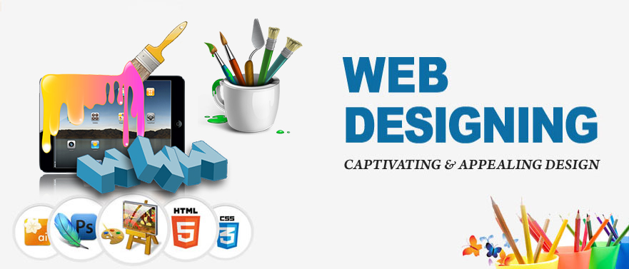 Website Design Submenu Banner