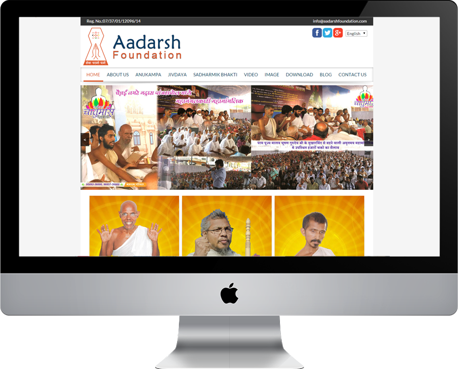 Aadarsh Foundations